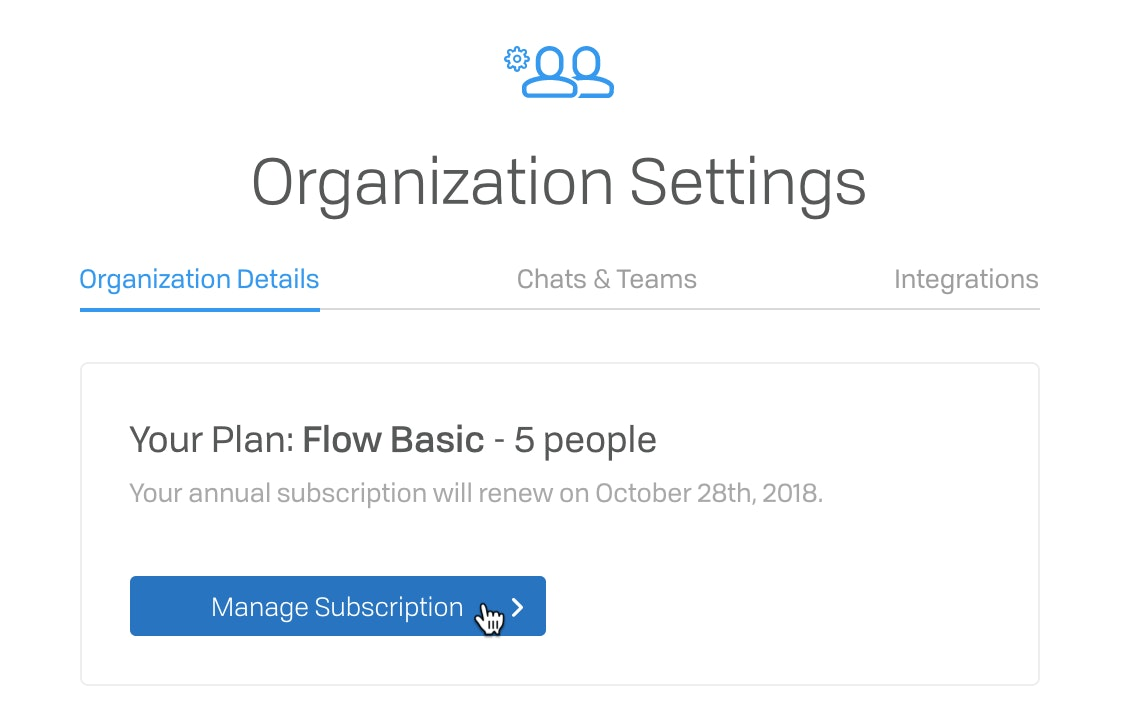 Managing Subscription New 4